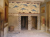 Dolphin Room at Knossos